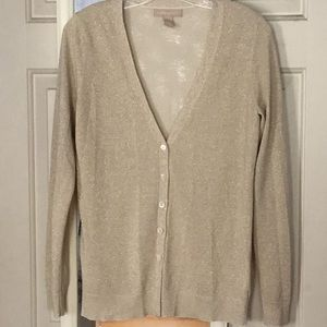 Banana Republic Women's Size M Cardigan Sweater